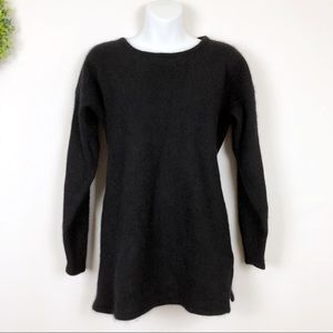 Express Tricot Lambswool Rabbit Hair Pullover M
